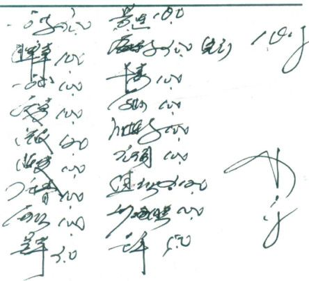 为什么很多医生写字都很难看?